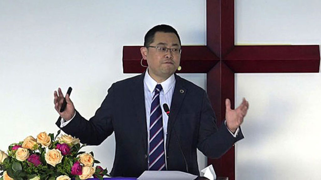 Chinese authorities detained Pastor Wang Yi and 100 members of the Early Rain Covenant Church, taking away their freedom, in Chengdu, Szechuan, China.
