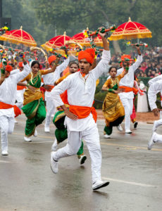 Officials in India are completing final preparations for the 70th annual Republic Day on Saturday, January 26th.
