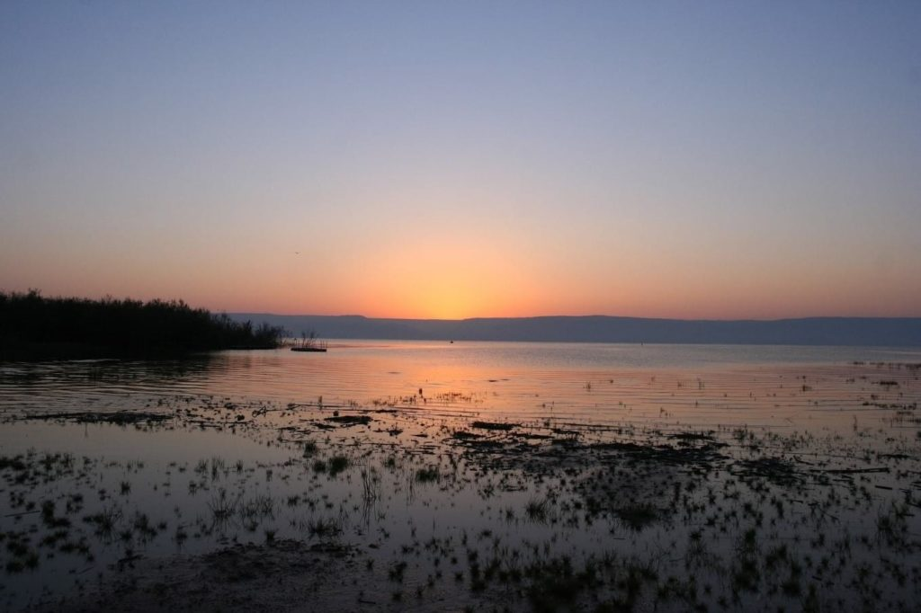 Galilee has experienced yet another miracle with the fourth consecutive month of above average rainfall. The last time northern Israel experienced similar sustained rainfall was in 1992.