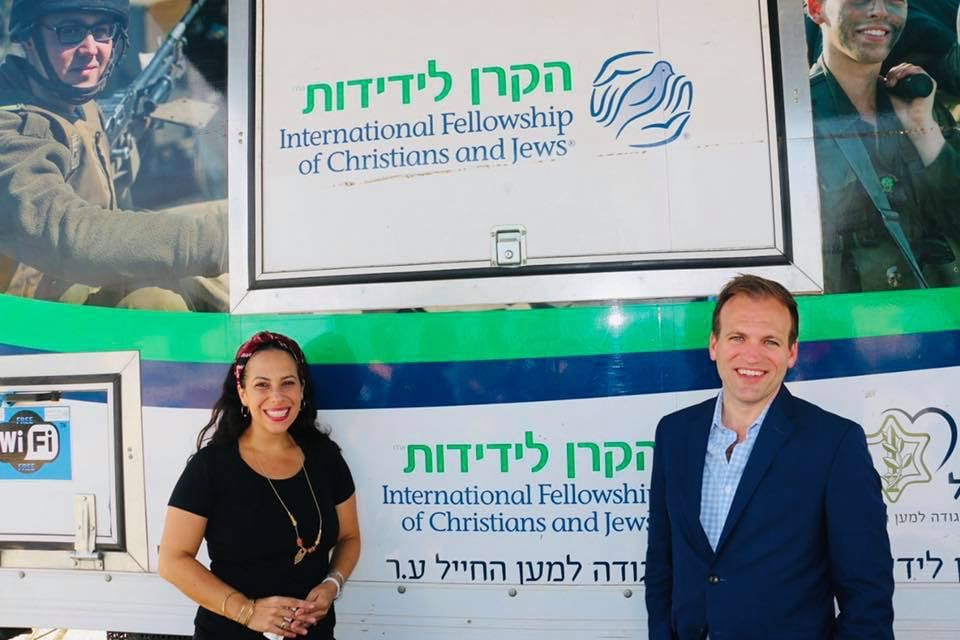 The Fellowship has stood in the gap between the support people feel they need in Israel and what the government has had the capacity to provide.