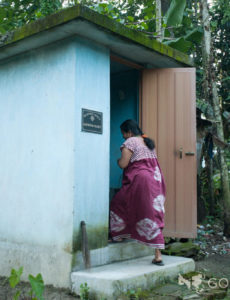 according to current United Nations data, 4.2 billion people – more than half of the entire global population live without a toilet facility at their home.
