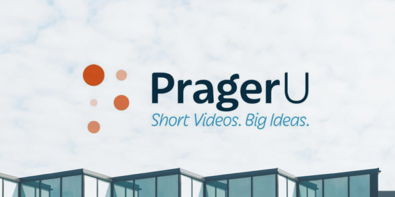 PragerU celebrates the surpassing of 3 billion views of it's online videos, proof that PragerU has become the trusted conservative media powerhouse.