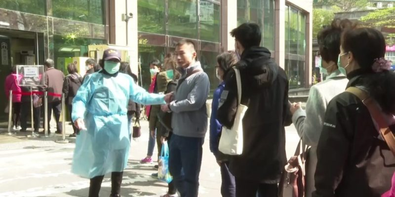 """As the novel coronavirus pandemic continues to spread, major cities in China and more than 20 countries around the world, including Japan, Thailand, and Singapore, have fallen to the virus. Hong Kong's churches are providing a prayer book online called """"Pass Over Us"""", and the Chinese Evangelical Association launched a 28-day prayer and fasting campaign for the pandemic."""