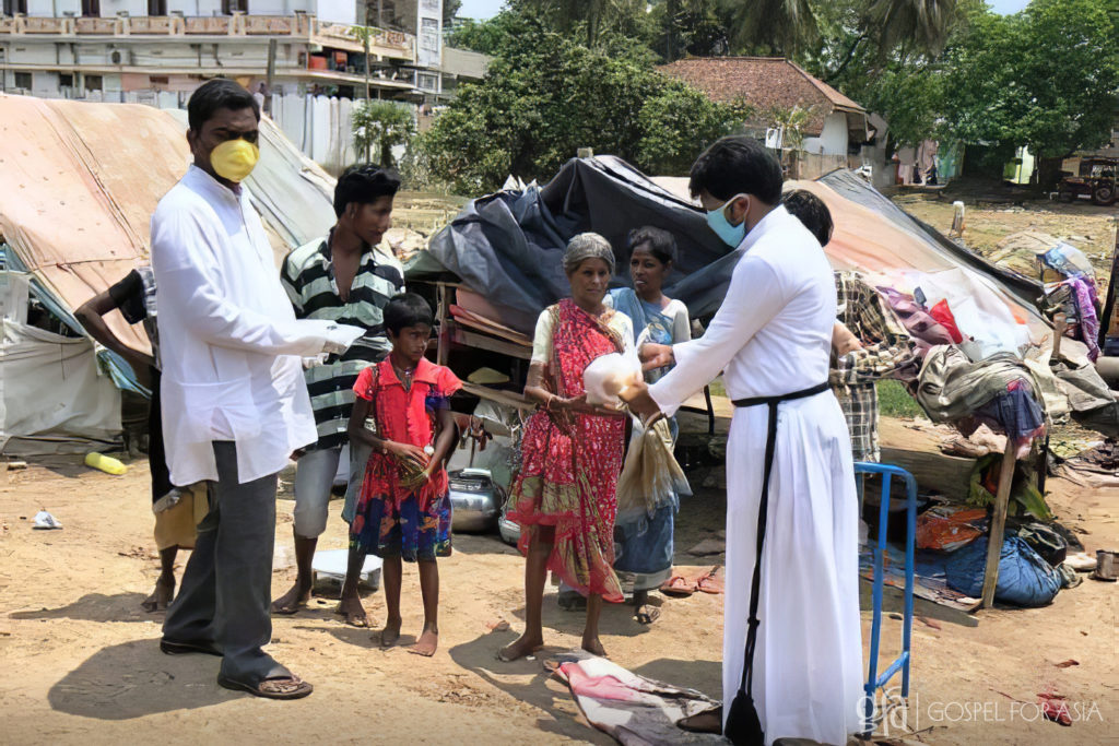 GFA-supported churches minister to the needs of their communities year-round, but they are serving in additional ways now during the COVID-19 pandemic.