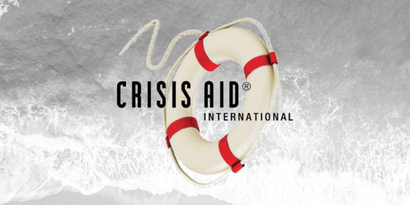 "The theme of Crisis Aid International is ""Helping the Helpless."" The St. Louis-based FBO defines it as saving lives, saving souls, and changing futures."