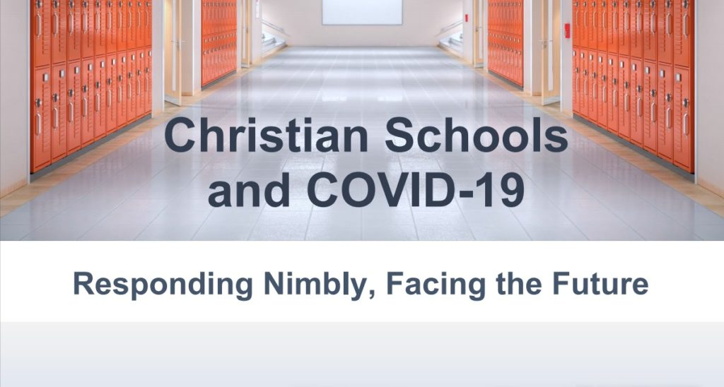Association of Christian Schools International (ACSI) announced the data from a nationwide survey of Christian schools' responses to the COVID 19 pandemic.