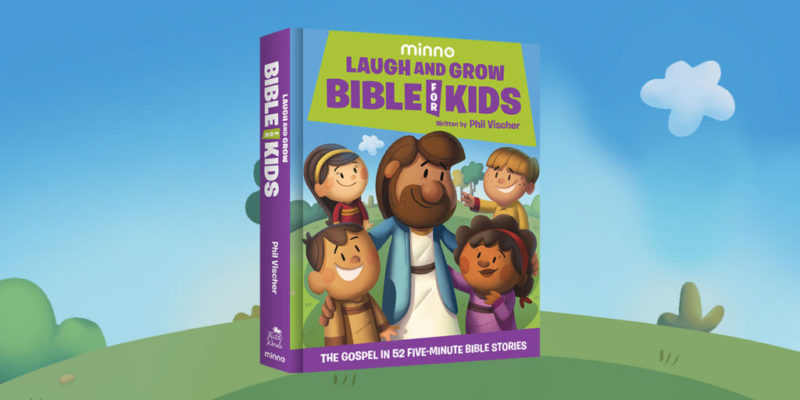 FaithWords and Minno Kids are pleased to announce its Laugh and Grow Bible for Kids* has won the 2020 Christian Book Award in the Children's category.