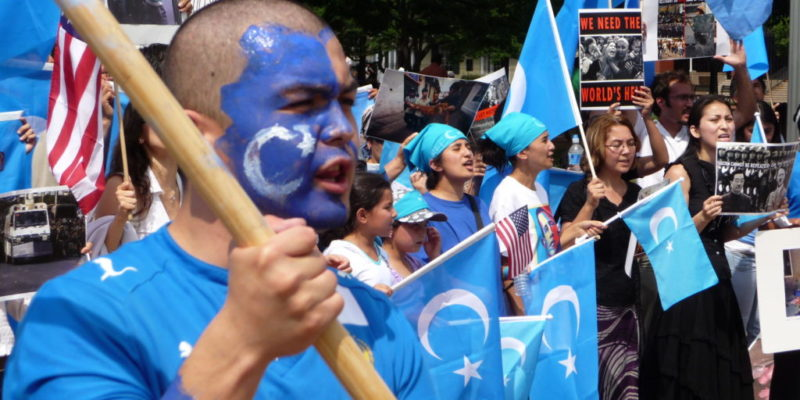 The U.S. Commission on International Religious Freedom released the following statement urging immediate envorcing of the Uyghur Human Rights Policy Act