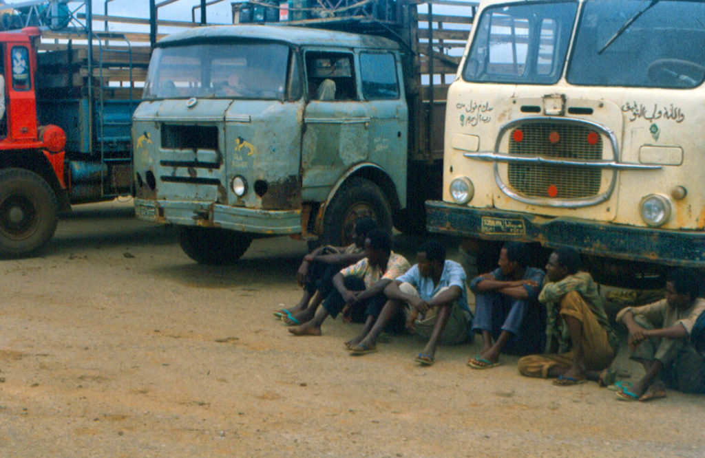 The results of a decade of going to the truck drivers in Africa to share the Gospel and tell them Bible stories has had a remarkable impact.