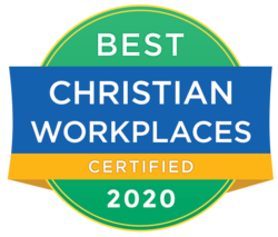 Best Christian Workplaces Institute (BCWI) honored 76 faith-based organizations as Certified Best Christian Workplaces for 2020.