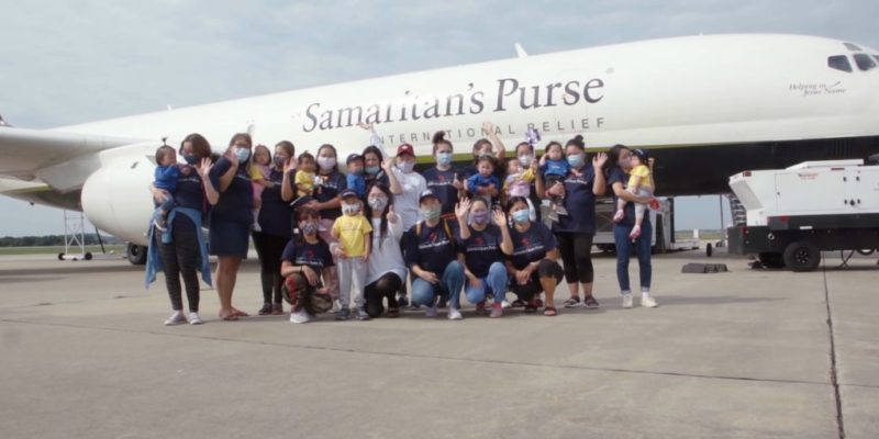 Hearts were healed by God when children and their mothers came from Mongolia to North America as part of the Samaritan's Purse Children's Heart Project.