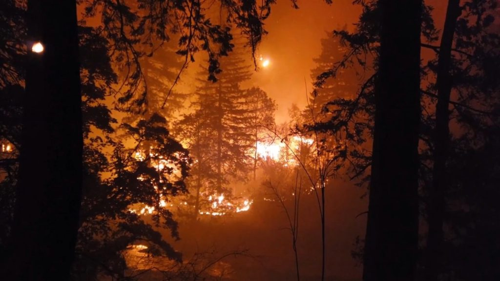 In the wake of wildfires in Jackson County, Oregon, Samaritan's Purse seeks to be the hands and feet of Jesus to devastated homeowners.