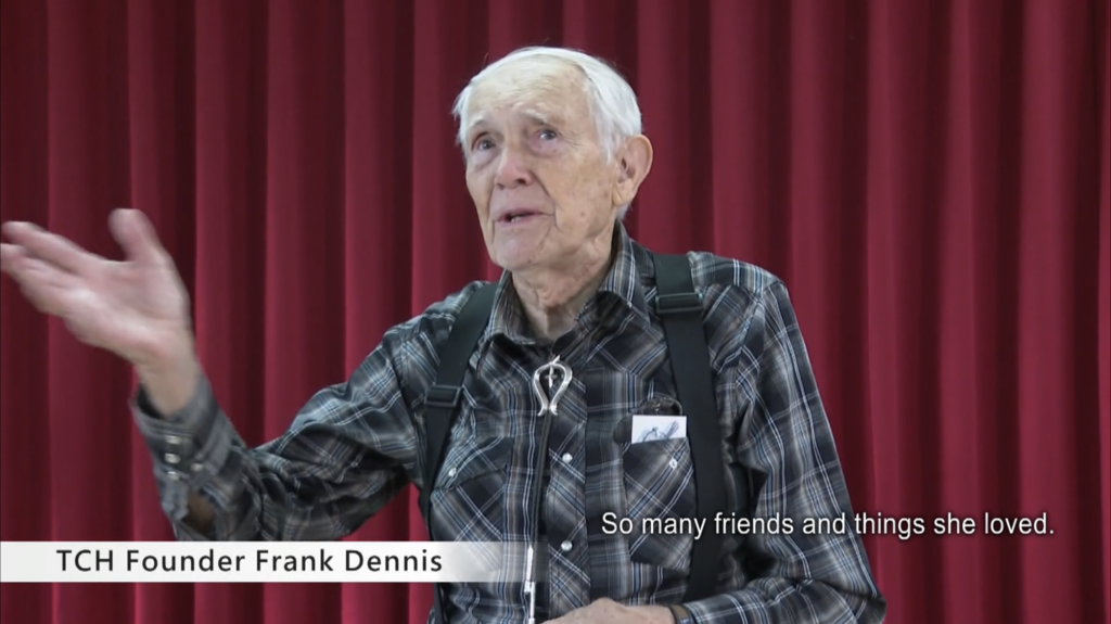 As the Missionary founder of Taitung Christian Hospital in Taiwan, Frank Dennis devoted 33 years before retiring back to America.
