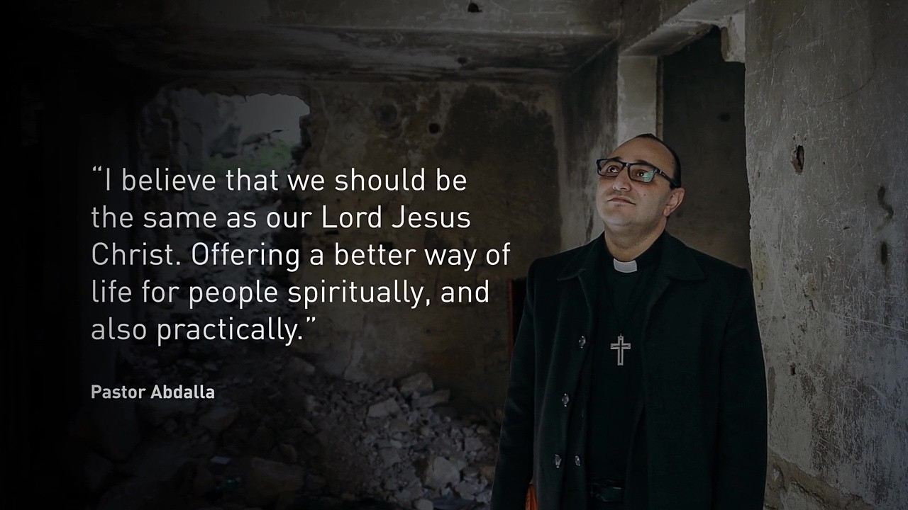 10 years of civil war in Syria made life harder for persecuted Christians - Open Doors has been standing with believers & helping rebuild