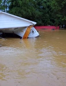 Sharing Christ's Love With Tennessee Flood Victims